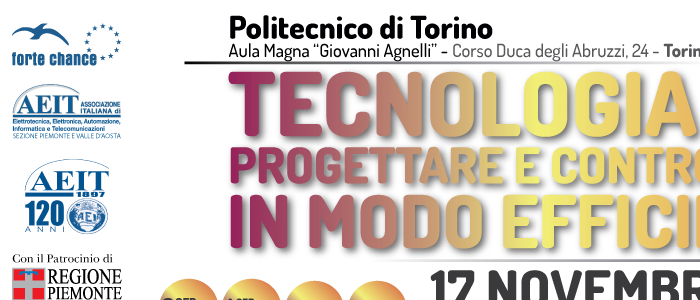Tecnologia LED: progettare e controllare in modo efficiente