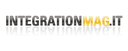 logo rivista integrationmag