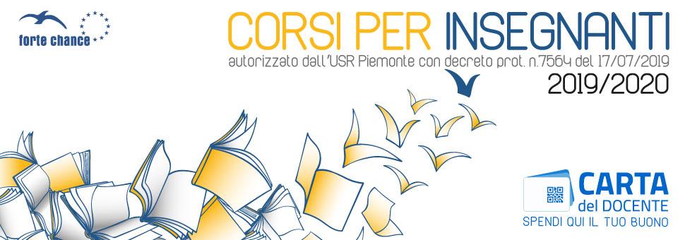 Calendario Scolastico Piemonte 201920 Excel.Forte Chance Corsi Di Formazione A Torino